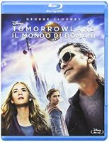 Tomorrowland - Il Mondo di Domani (Blu-ray) - BluRay DL006943
