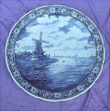 Alte Keramikplatte aus Nachlass Boch