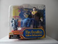 "BEATLES - YELLOW SUBMARINE - SPAWN.COM TOY - NEW IN BOX - ""SEALED"" - ""JOHN"""