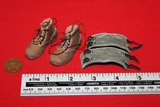 DID DRAGON IN DREAMS 1/6TH SCALE WW2 GERMAN Boots & Gaiters from BALDRIC