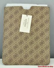 New Stylish 100% Original Handbag GUESS  Ipad Case Brown Totes Bag Ladies