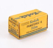KODAK LTD 828 PANATOMIC-X  TROPICAL PACK, EXPIRED  1949 FOR DISPLAY/cks/202075