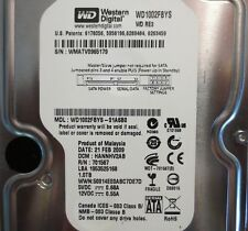 "Western Digital RE3 1000GB Internal 7200RPM 3.5"" (WD1002FBYS-01A6B0) HDD"