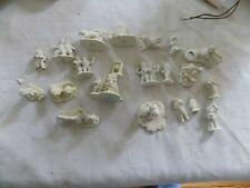 Dept 56 Snow Babies Lot of 19 Seals Kids  many more