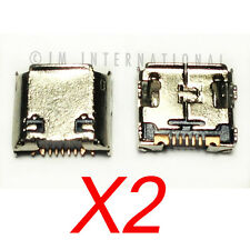 2X Samsung Galaxy Player 5.0 YP-G70C Dock Connector USB Charger Charging Port