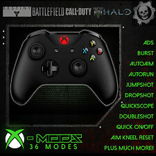 XBOX ONE S RAPID FIRE CONTROLLER - BEST MOD ON EBAY!! ***RED GUIDE LED*** - CoD
