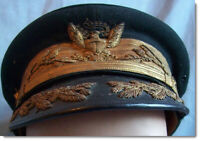 US Army general officer's cap.