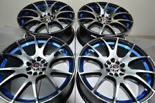 18 Wheels Rims Civic Sebring Avenger Camry Accord Optima Sonata Tl 5x100 5x1143 Fits 2011 Toyota Camry