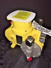 Milton Roy Mroy metering pump,Duplex,3.2GPH@350PSI, 316SS, RA21-10483XSESEM2NN