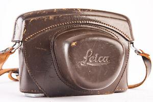 Leica Leitz Wetzlar 14528 IDCOO Leather Eveready Camera Case for M2 M3 V10