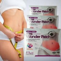 parches reductores peso estomago 5 patchs Fat burning Stomach Belly Treatment