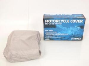 Cover Motocicletta 50 Per 125cm3 Impermeabile Dimension 183 X 89 X 119cm Grigio