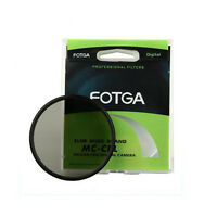 52mm FOTGA Pro1-D Digital Slim Pro-MC Multi-Coated CPL Circular PL Lens Filter