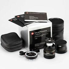 Leica M Macro-Elmar-M 4/90mm + Macro Adapter M