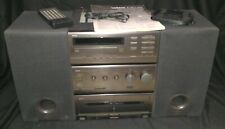 Yamaha natural sound TCD, A, K, CC5  Compact Component System