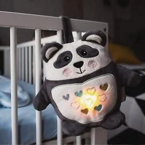 Tommee Tippee Baby Pip Panda Light Sound Baby Sleep Aid Soft Plush Toy BRAND NEW