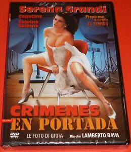 DELIRIUM / CRIMENES EN PORTADA / LE FOTO DI GIOIA - Italiano English Español - P