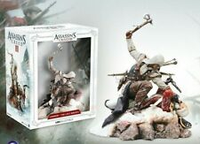 Assassin's Creed 3 Figure Connor The Last Breath Statue Ubi soft Statue Assassin