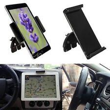 """SUPPORTO AUTO 360° DA LETTORE CD UNIVERSALE SMARTPHONE CELLULARE FINO A 6"""" GPS"""