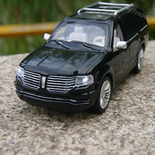 LINCOLN 2015 Navigator SUV 1:36 Model Cars Sound&Light Alloy Diecast Collections