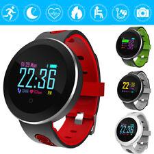 Q8 Pro Waterpoof Bluetooth Smart Watch Heart Rate Fitness Tracker Bracelet Us