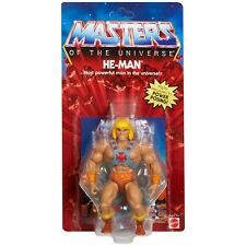 MASTERS OF THE UNIVERSE ORIGINS HE-MAN 5.5 ACTION BATTLE FIGURE 2020 IN HAND