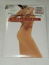 Hanes Smooth Illusions Girdle Panty Size A spandex sheer reinforced toe