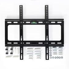 "LCD LED Plasma Flat TV Wall Mount Bracket 27 32 37 40 42 46 47 50 55 60"" Screen"