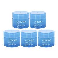 [K- MALL] LANEIGE Water Sleeping Mask 75ml  / <15ml * 5pcs> Korea good price
