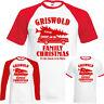 Griswold Famiglia Natale T-Shirt Parodia Nazionale Vacanza Top Uomo