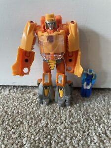 Transformers Takara Legends - Wheelie & Goshooter
