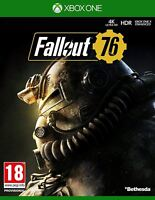 Fallout 76 Xbox One Brand New Sealed