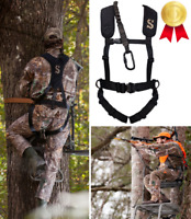 Summit Sport Harness Medium Ladder Stand Safety Harness Treestand Portable New