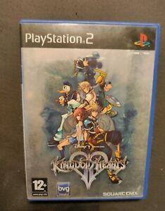 Kingdom Hearts II - Platinum (Sony PlayStation 2, 2006)