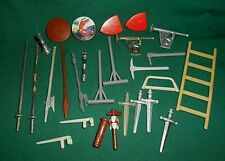 Playmobil Vintage Tools, Instruments and other Accessories