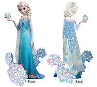 "Disney Frozen Elsa Airwalker Foil Mylar Balloon 57"" Jumbo Party Decoration"