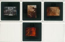 Lot 4 ektas slides originals Alien 3 David Fincher Sigourney Weaver