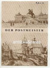 LIBRETTO di opera: il maestro postali di Alexander Puskin Top