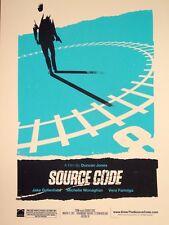 Olly Moss – Source Code Mondo Print Poster