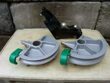 Greenlee 1 1/2 and 2 inch imc bending shoes and roller support for 555 bender #1
