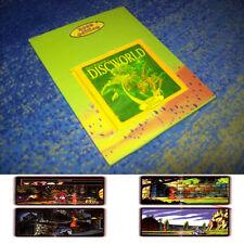 Discworld PC Sonderedition NEON in OVP  DEUTSCH ! Sofort Top Klassiker