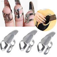 EFAA 3PCS Finger Picks Guitar Plectrums Dobro Or Banjo Pick Set Fingerpicks