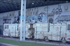 More details for  35mm slide eurotunnel exhibition 1980's folkstone tunnel cutting locomotives