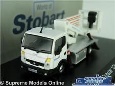 NISSAN CABSTAR NT400 MODEL LORRY TRUCK EDDIE STOBART 1:76 ATLAS CHERRY 4664118 K