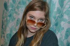 vintage gold sunglasses