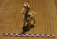 Grande figurine Madagascar, McDonald's, Nelman la girafe, tête articulée...