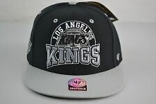 47 Brands Los Angeles Kings Nhl Ice Hocky a Casquette Caps snapback
