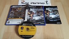PLAY STATION 2 PS2 WRECKLESS THE YAKUZA MISSIONS COMPLETO PAL ESPAÑA