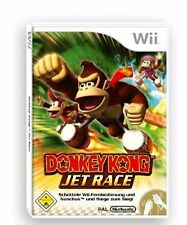 Donkey Kong Jet Race Wii Video Game Nintendo Video Game New And Sealed Uk