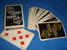 ANCIEN JEU DE 32 CARTES / COGNAC HARDY / coq bar bistrot belote collection